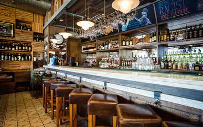 Банкетный зал ресторана Bouchon (Бушон) на Тверском бульваре фото 1