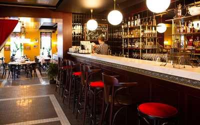 Банкетный зал ресторана Bouchon (Бушон) на Тверском бульваре фото 3