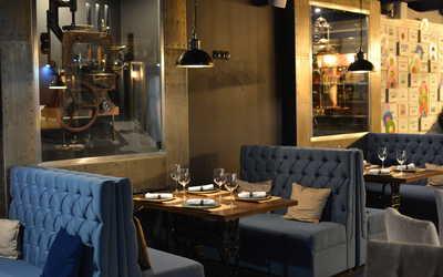 Банкетный зал ресторана Паулинг на Большой Садовой фото 1