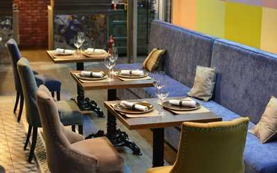 Банкетный зал ресторана Паулинг на Большой Садовой фото 2