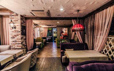Банкетный зал бара Basilico bar (Базилико бар) в Белинскоге фото 2