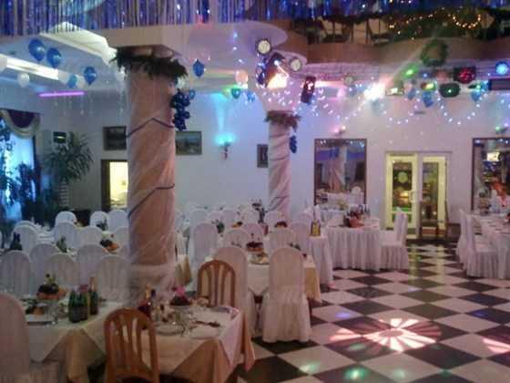 Ресторан Континенталь на Малиновского