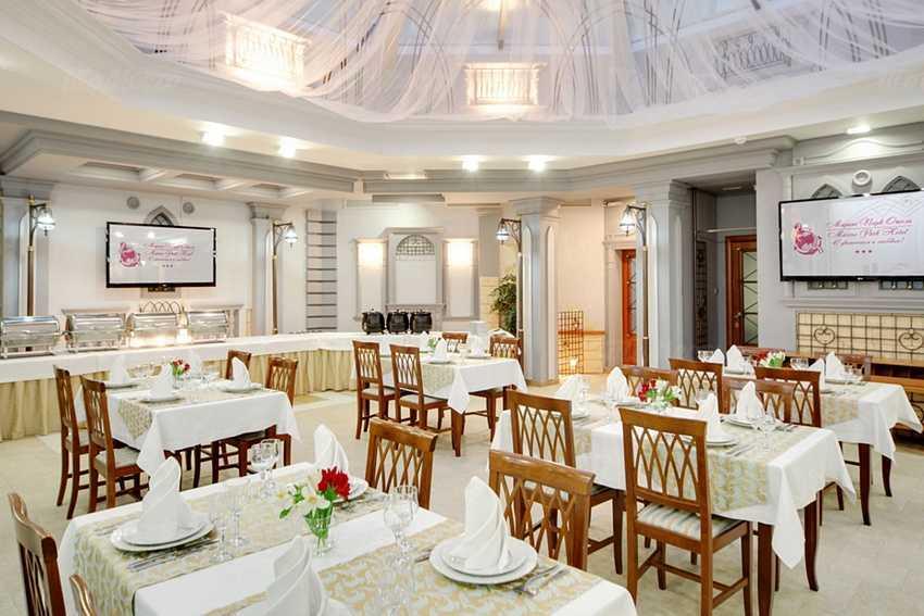 Ресторан Синема в Буденновском