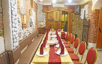 Банкетный зал кафе Тайна на Буденновском проспекте фото 2