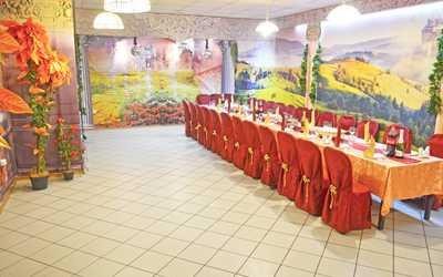 Банкетный зал кафе Тайна на Буденновском проспекте фото 3