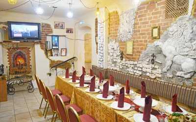 Банкетный зал кафе Тайна на Буденновском проспекте фото 1