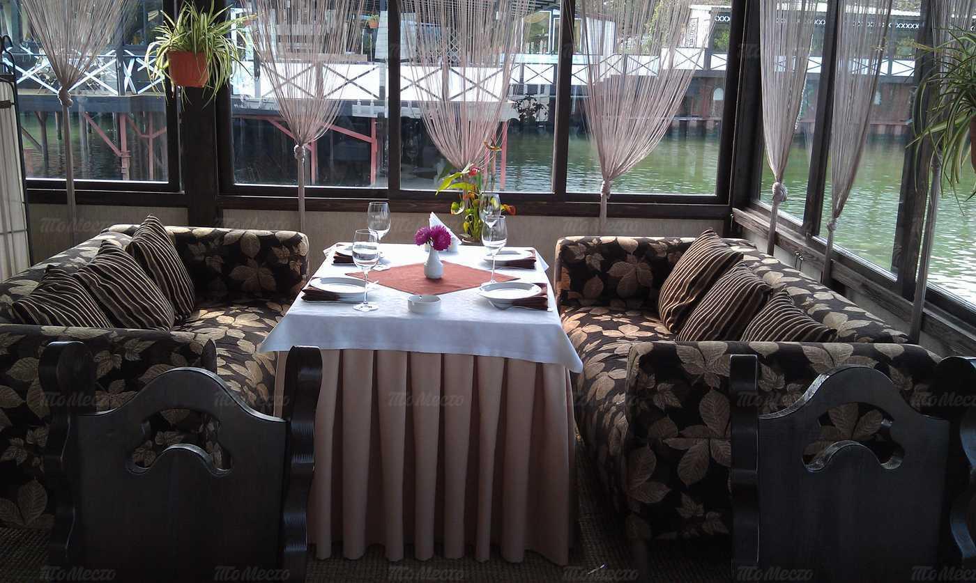 Банкетный зал ресторана Старая Мельница на Левобережной улице фото 6