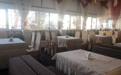 Банкетный зал кафе Мир на Береговой фото 2