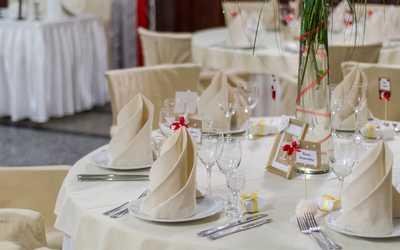 Банкетный зал кафе, ресторана Cafe de Arts (Кафе де Артс) в Маршале Соколовского