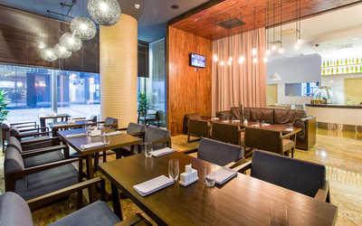 Банкетный зал кафе Boncafe (Бонкафе) на Малоохтинском проспекте