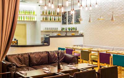 Банкетный зал кафе Boncafé (Бонкафе) в Санкт-Петербургском