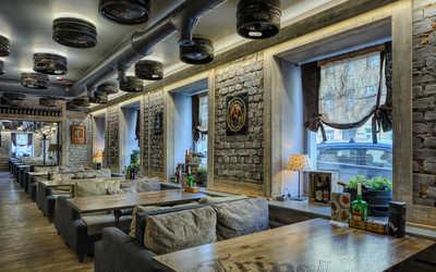 Банкетный зал пивного ресторана JAGER на Среднем проспекте В. О. фото 1