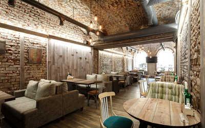 Банкетный зал пивного ресторана JAGER на Гороховой фото 1