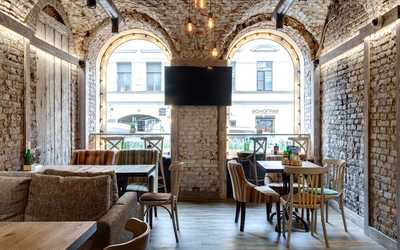 Банкетный зал пивного ресторана JAGER в Гороховой фото 2