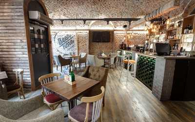Банкетный зал пивного ресторана JAGER в Гороховой фото 3