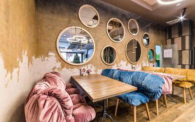 Банкетный зал ресторана Карловы Пивовары на Энгельса фото 3