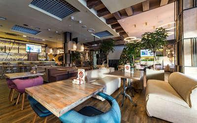 Банкетный зал ресторана Карловы Пивовары на Энгельса фото 2