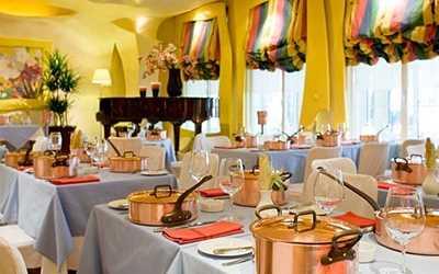 Банкетный зал ресторана Сыр (Novikovgroup) на Садовой-Самотечной улице