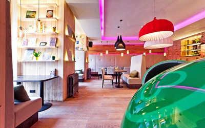 Банкетный зал кафе Клевер в Большой Зеленине фото 1