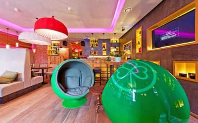 Банкетный зал кафе Клевер в Большой Зеленине фото 2