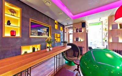 Банкетный зал кафе KЛEVER (Клевер) в Большой Зеленине