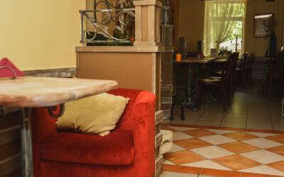 Банкетный зал кафе Creperie De Paris на Русаковской фото 1