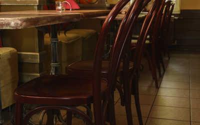 Банкетный зал кафе Creperie De Paris (Крепери Де Пари) на Русаковской фото 2