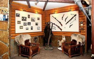 Банкетный зал ресторана Медвежья падь в Культурах фото 1