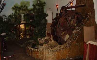Банкетный зал ресторана Медвежья падь в Культурах фото 3