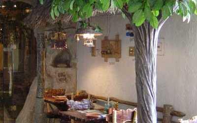 Банкетный зал бара, кафе Жюль Верн в Победах фото 3