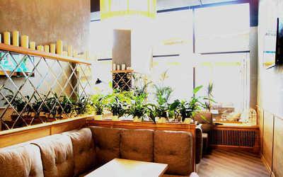 Банкетный зал кафе BOOM (Бум) на Ленинском проспекте фото 2
