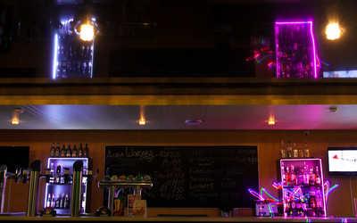 Банкетный зал бара Fidel (Фидель) в Октябре фото 2