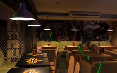 Банкетный зал бара Fidel (Фидель) в Октябре фото 3