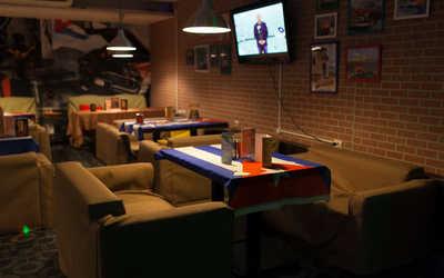 Банкетный зал бара Fidel (Фидель) в Октябре фото 1