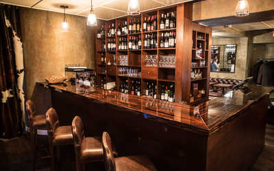 Банкетный зал ресторана Cork Wine Bar (Корк) на Малой Бронной улице