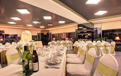 Банкетный зал ресторана Davego (Давего) в Заставской фото 1