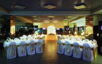 Банкетный зал ресторана Davego (Давего) в Заставской фото 3