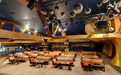 Банкетный зал ночного клуба Все Свои на Первомайской улице