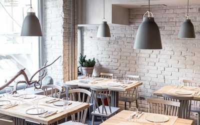 Банкетный зал ресторана Bjorn на Пятницкой улице фото 1