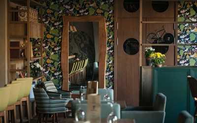 Банкетный зал бара, ресторана ROOM (РУМ) в Реках Фонтанки