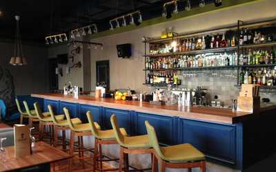 Банкетный зал бара, ресторана Комната (Room) в Реках Фонтанки фото 2