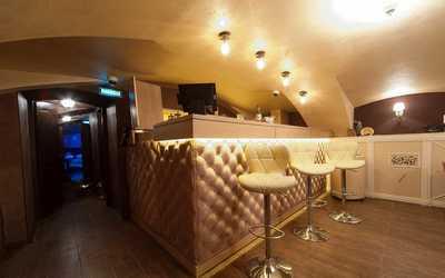 Банкетный зал ресторана 12 Стульев (бывш. Franki Hall) в Манежном фото 1