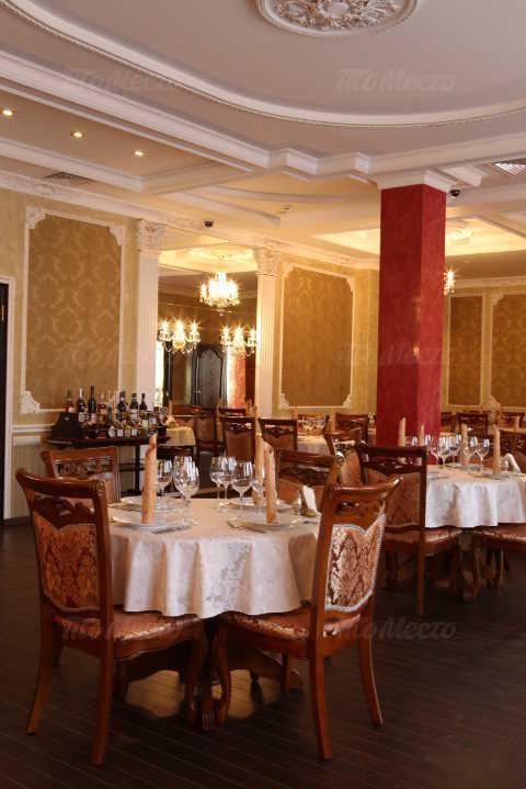 Меню ресторана Olivier (Оливье) в Солнечной