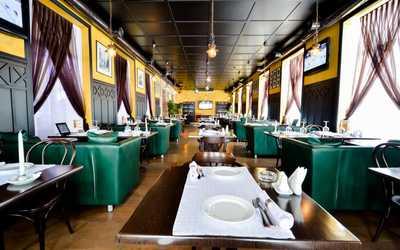 Банкетный зал ресторана Мяснофф на Волжском проспекте фото 3