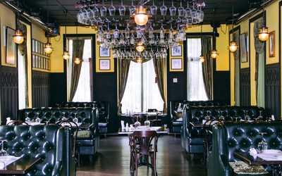 Банкетный зал ресторана Мяснофф в Волжском