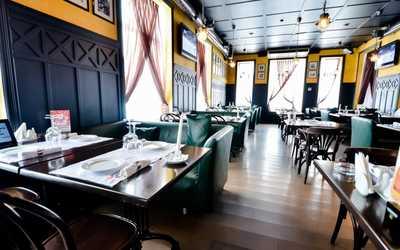 Банкетный зал ресторана Мяснофф на Волжском проспекте фото 2