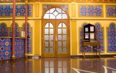 Банкетный зал ресторана Дом Татарской Кулинарии (быв. ДТК) в Баумане фото 3