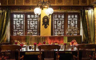 Банкетный зал ресторана Малабар в Малой Красной фото 3