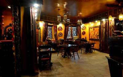 Банкетный зал ресторана Малабар в Малой Красной фото 1