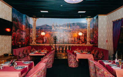 Банкетный зал ресторана Sarbon (Сарбон) в Есениной фото 1